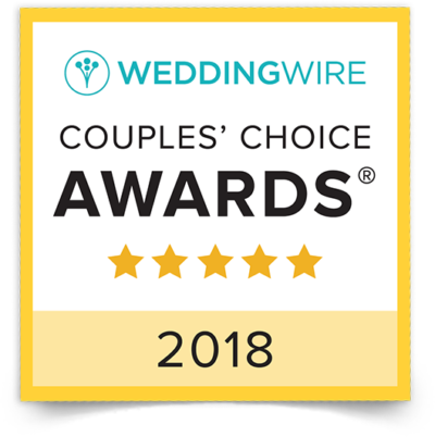 WeddingWire Couples' Choice Awards 2018