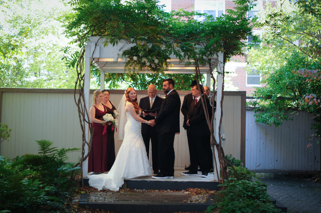 Micro Weddings are Magical at Chase Court